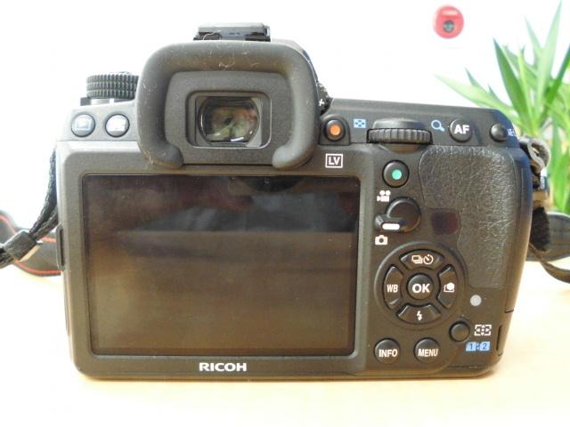 デジタル 一眼レフ カメラ RICOH PENTAX K-3 SR リコー ペンタックス バッテリー2個 充電器 箱 付_画像8