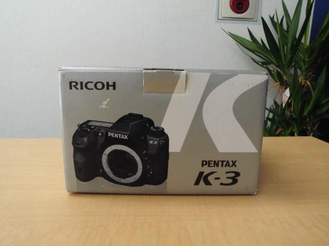 デジタル 一眼レフ カメラ RICOH PENTAX K-3 SR リコー ペンタックス バッテリー2個 充電器 箱 付_画像1
