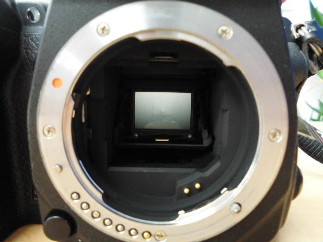 デジタル 一眼レフ カメラ RICOH PENTAX K-3 SR リコー ペンタックス バッテリー2個 充電器 箱 付_画像6