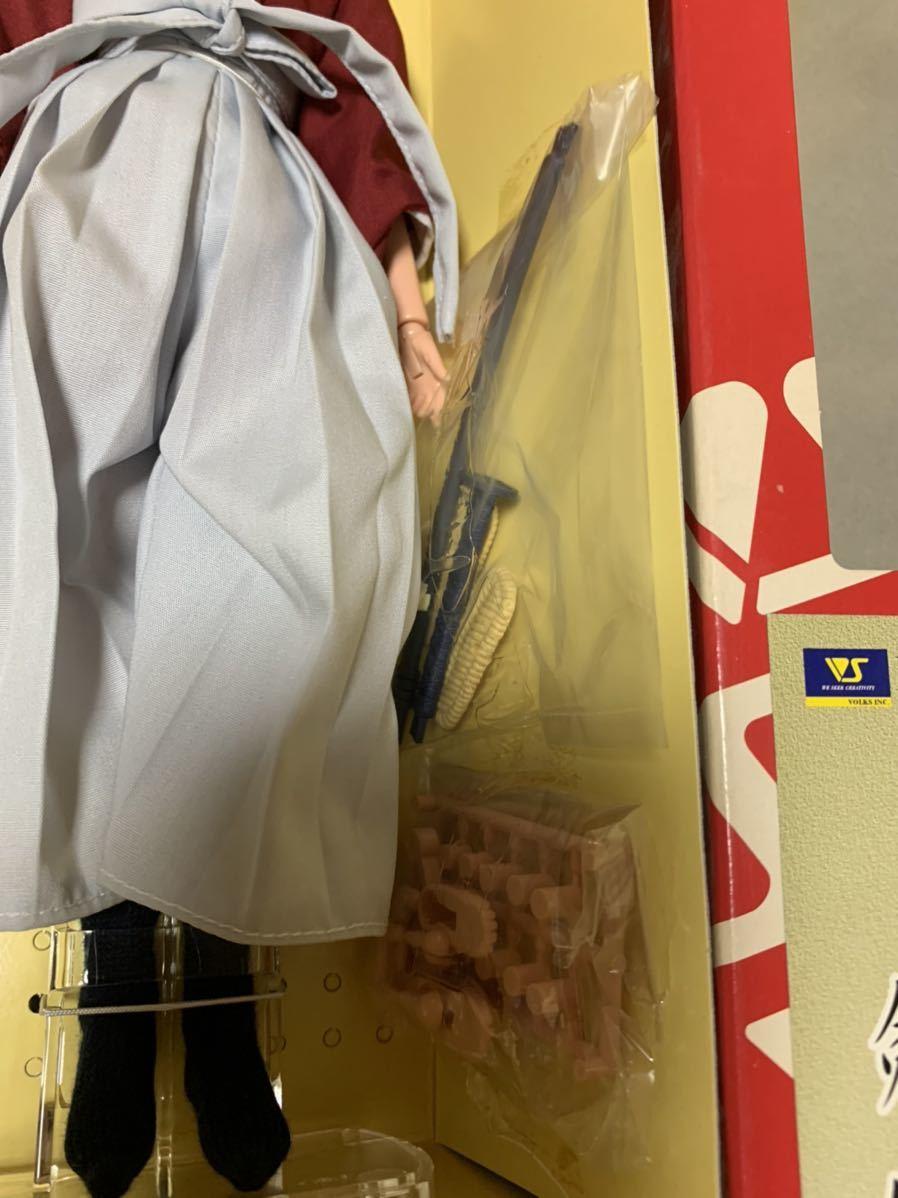 ボークス アルティメットフィギュアシリーズ るろうに剣心 緋村剣心_画像4