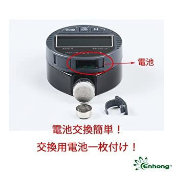 A型 Enhong デジタル硬度計 ゴム ガラス プラスチック 革 硬さ デジタルゲージ 測定工具 A型 C型 D型 通販 【ス_画像7