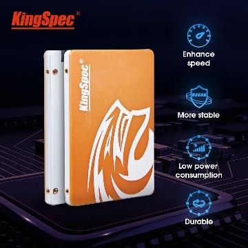 ☆彡 SSD128GB 2.5inch king spec製 ☆彡 未使用 SATA3 Solid State Drive 得価あ