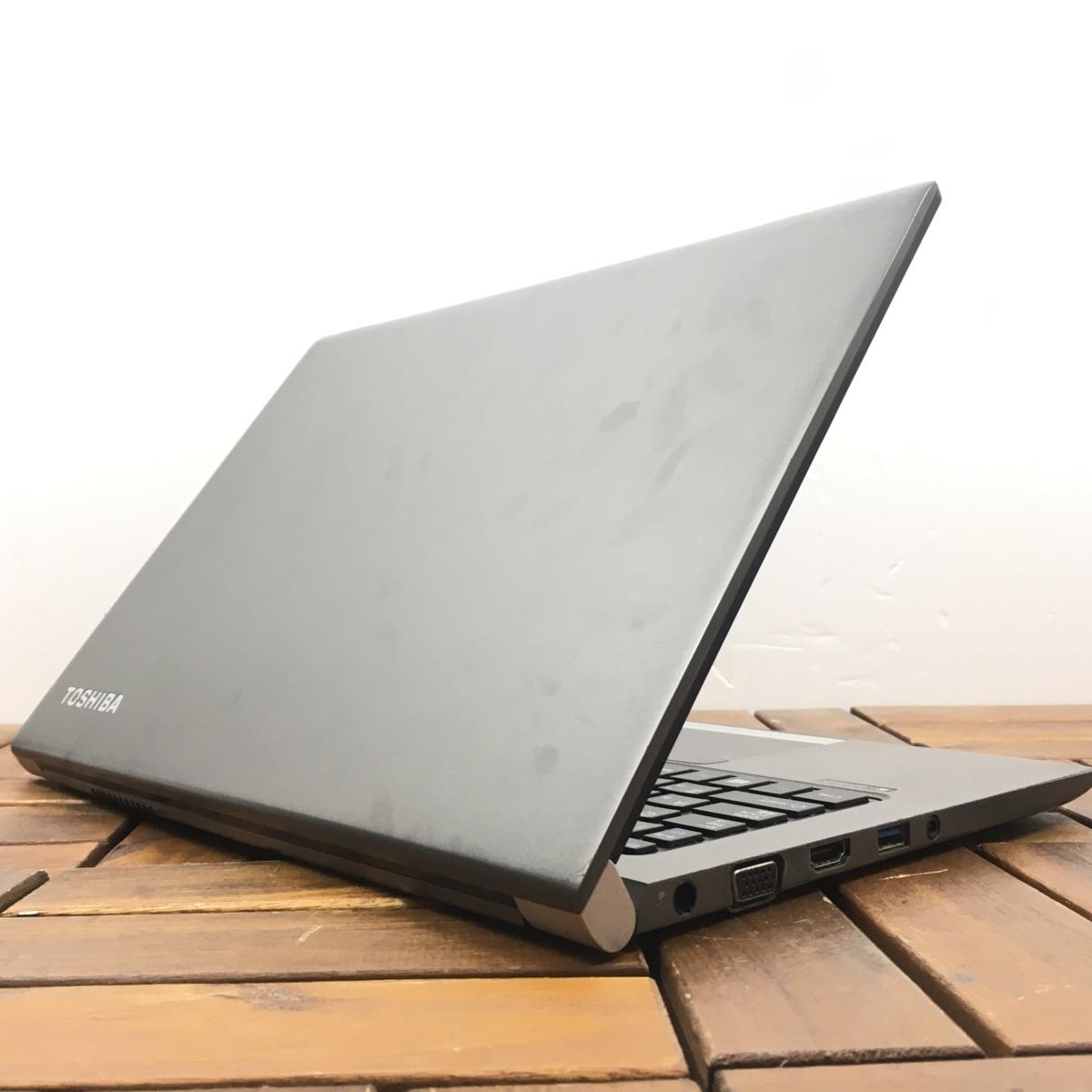 Windows10/office搭載/Webカメラ搭載!ビデオ通話対応【TOSHIBA 東芝/dynabook R634/L】Core i5-4200U/メモリ8GB/SSD128GB_画像5