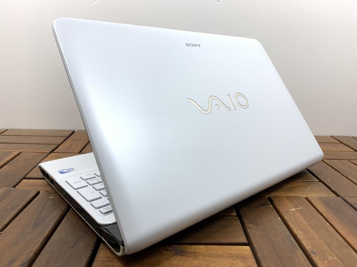 Windows10/office搭載/Webカメラ搭載!ビデオ通話対応【SONY ソニー/VAIO SVE151J13N】Pentium 2020M/メモリ4GB/HDD500GB_画像7