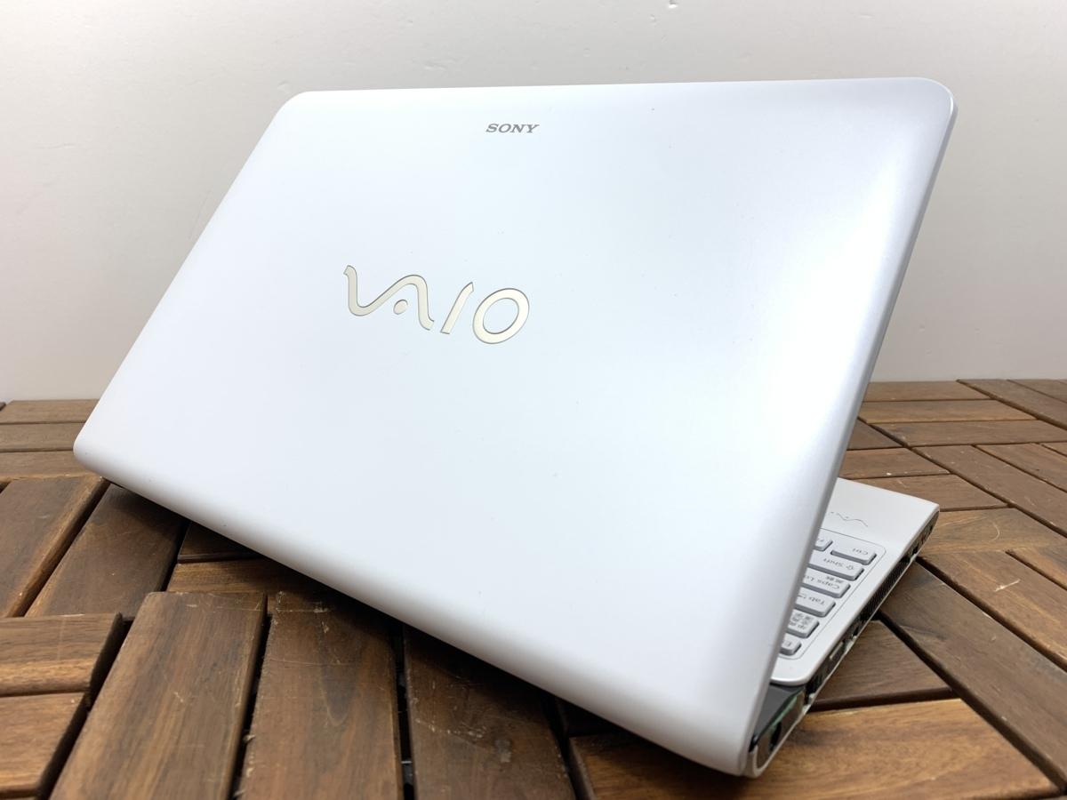 Windows10/office搭載/Webカメラ搭載!ビデオ通話対応【SONY ソニー/VAIO SVE151J13N】Pentium 2020M/メモリ4GB/HDD500GB_画像6