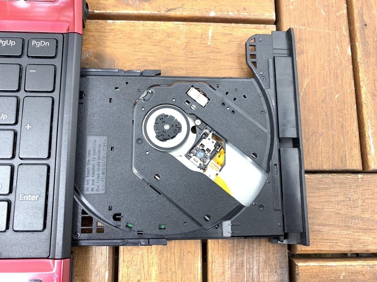 Windows10/office搭載/Webカメラ搭載!ビデオ通話対応【FUJITSU 富士通/LIFEBOOK AH40/M】AMD E1-2100/メモリ4GB/HDD750GB_画像3