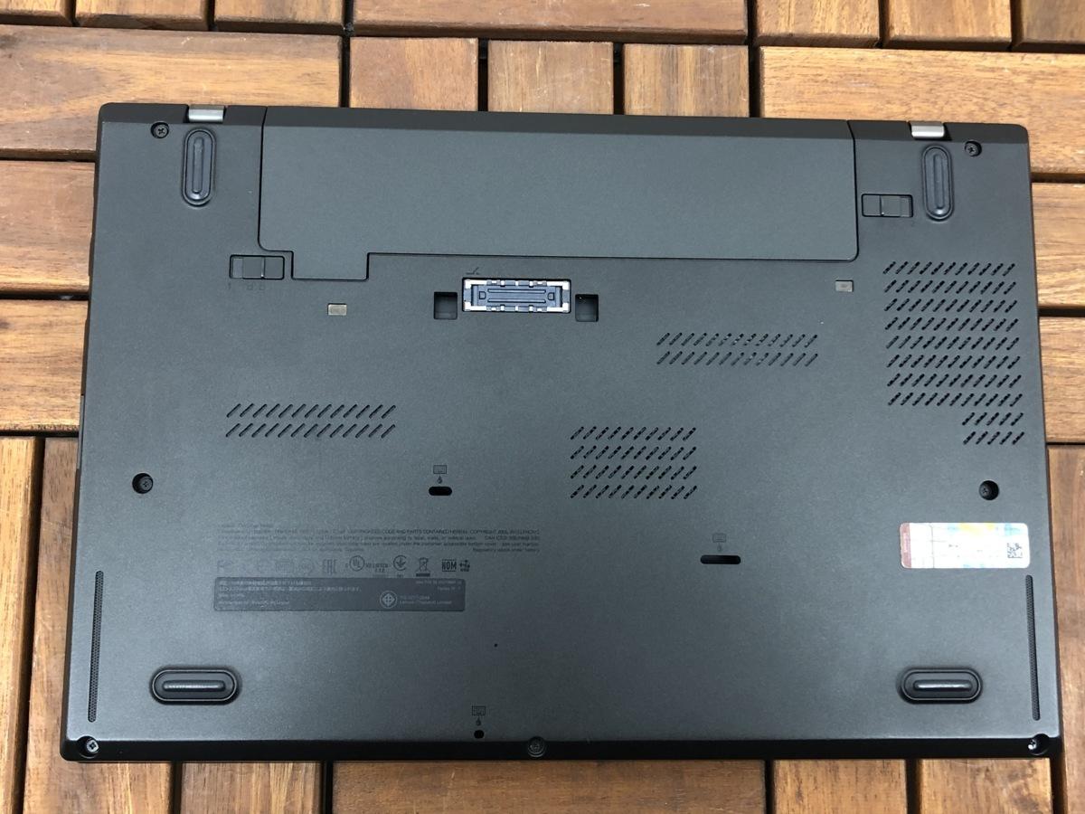 14インチ/Win10/office搭載/Webカメラ搭載/ビデオ通話対応【Lenovo レノボ/ThinkPad T440S】Core i5-4210U/メモリ4GB/新品SSD240GB_画像7
