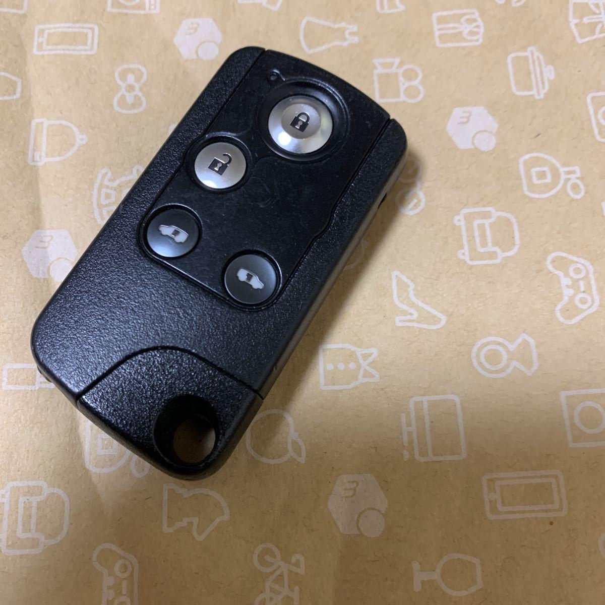 送料無料☆ホンダ 4ボタン 両側スライドドア スマートキー 基盤番号 72147-SFM-J71 ステップワゴン フリード等々  8_画像1