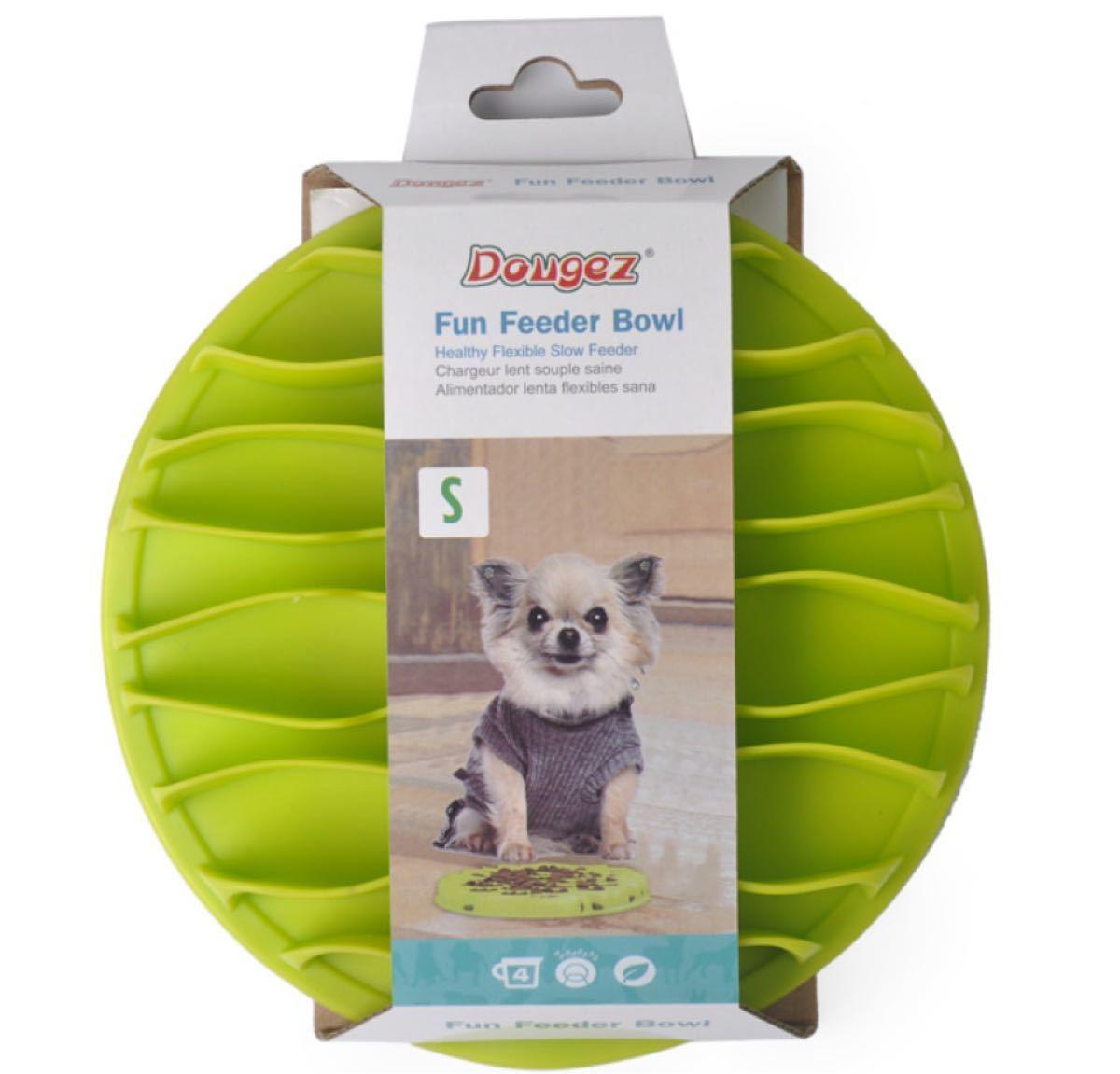 フードボウル 早食い防止 犬用食器 猫用食器 犬用品 猫用品 ペットグッズ
