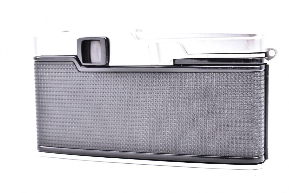 OLYMPUS オリンパス PEN-FV シルバー F.Zuiko Auto-S 38mm f/1.8 一眼レフ 35mm フィルムカメラ_画像3
