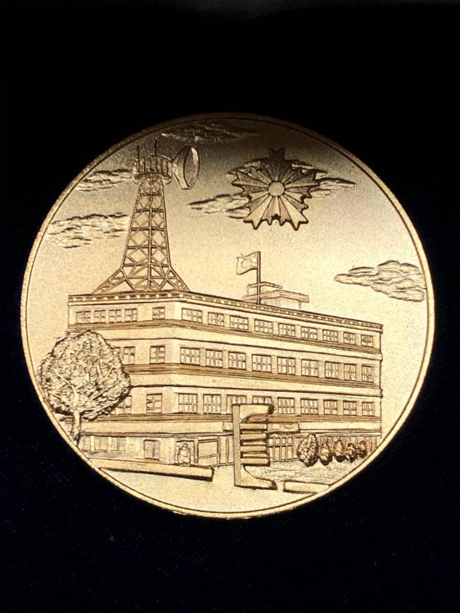 警視庁 立川警察署 落成記念 警察グッズ ノベルティ メダル _画像2