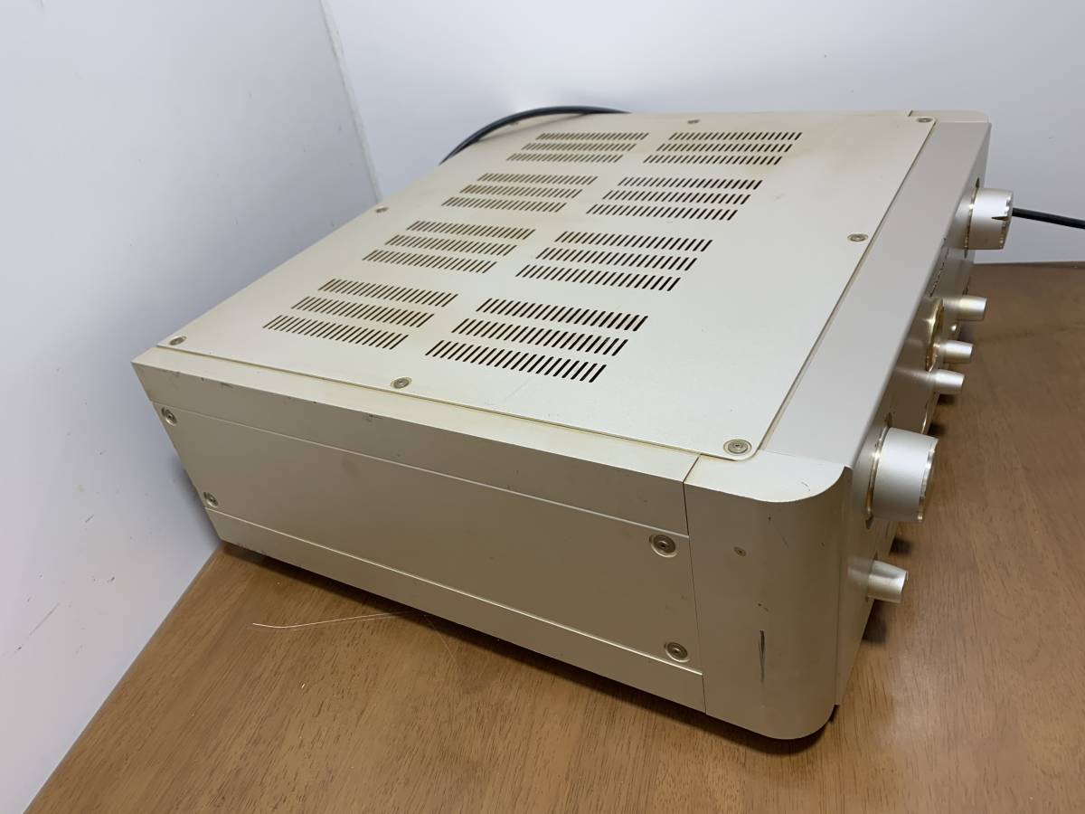 ★marantz マランツ PM-14A/F1N プリメインアンプ オーディオ機器【通電OK】★_画像4