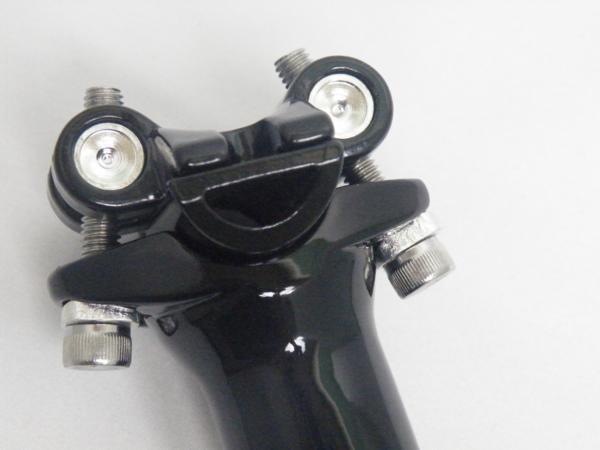 超軽量☆カーボン製自転車用シートポスト/31.6mm〈ロードバイク/マウンテンバイク/クロスバイク〉_画像2