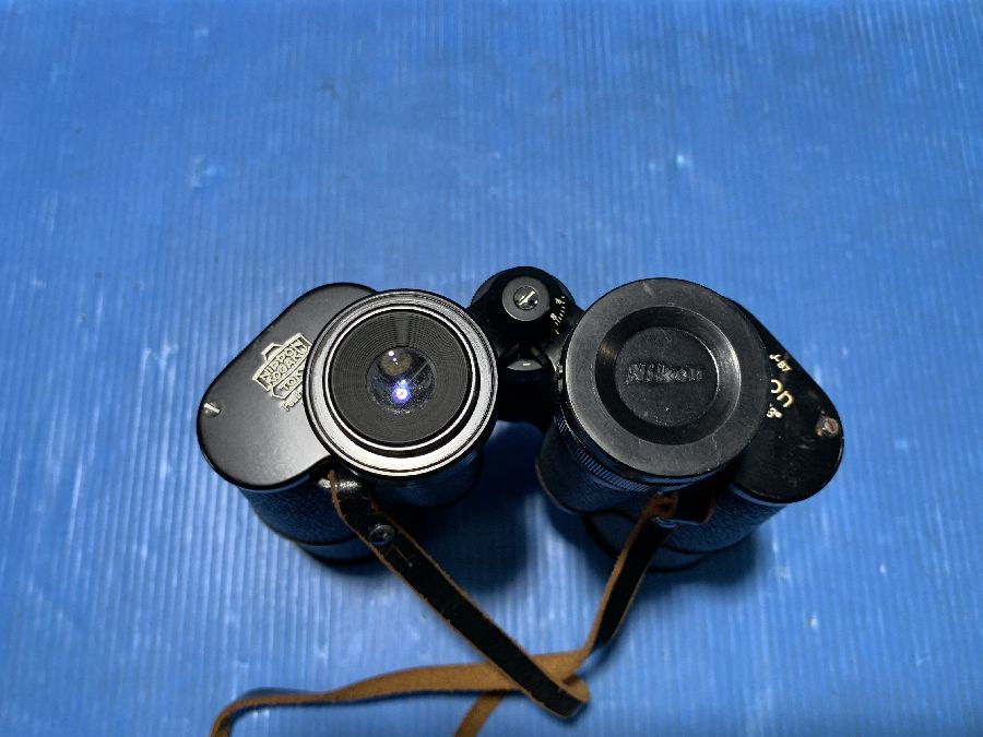 Nikon ニコン 双眼鏡 7x50 7.3° 中古ジャンク品_画像4