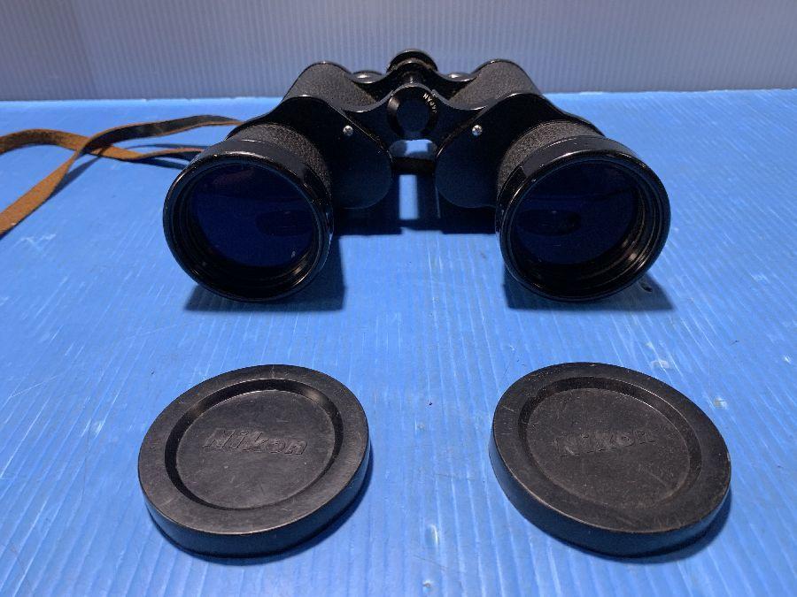 Nikon ニコン 双眼鏡 7x50 7.3° 中古ジャンク品_画像2