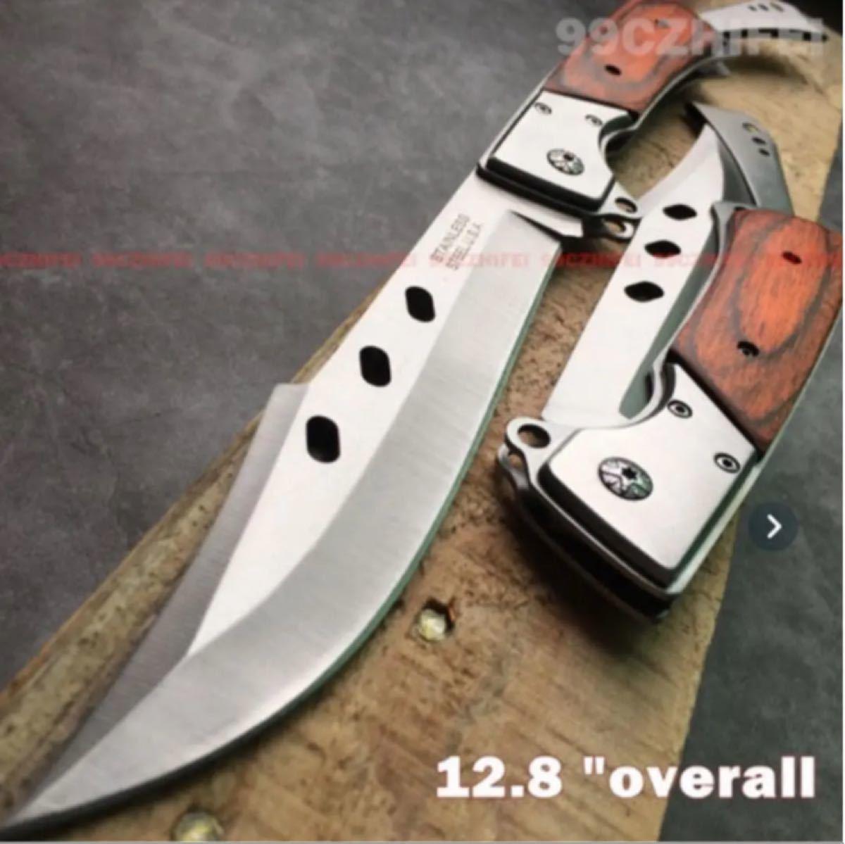 折りたたみナイフ サバイバルナイフ シースナイフ アウトドアナイフ