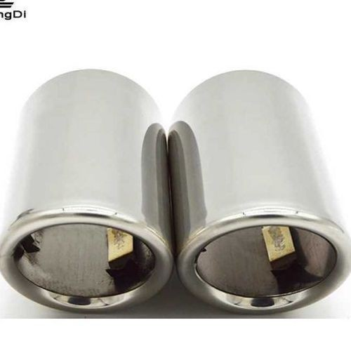 * great popularity *Atreus 2 piece car stainless steel exhaust pipe cover Audi a4 b8 a6 c6 accessory Audi