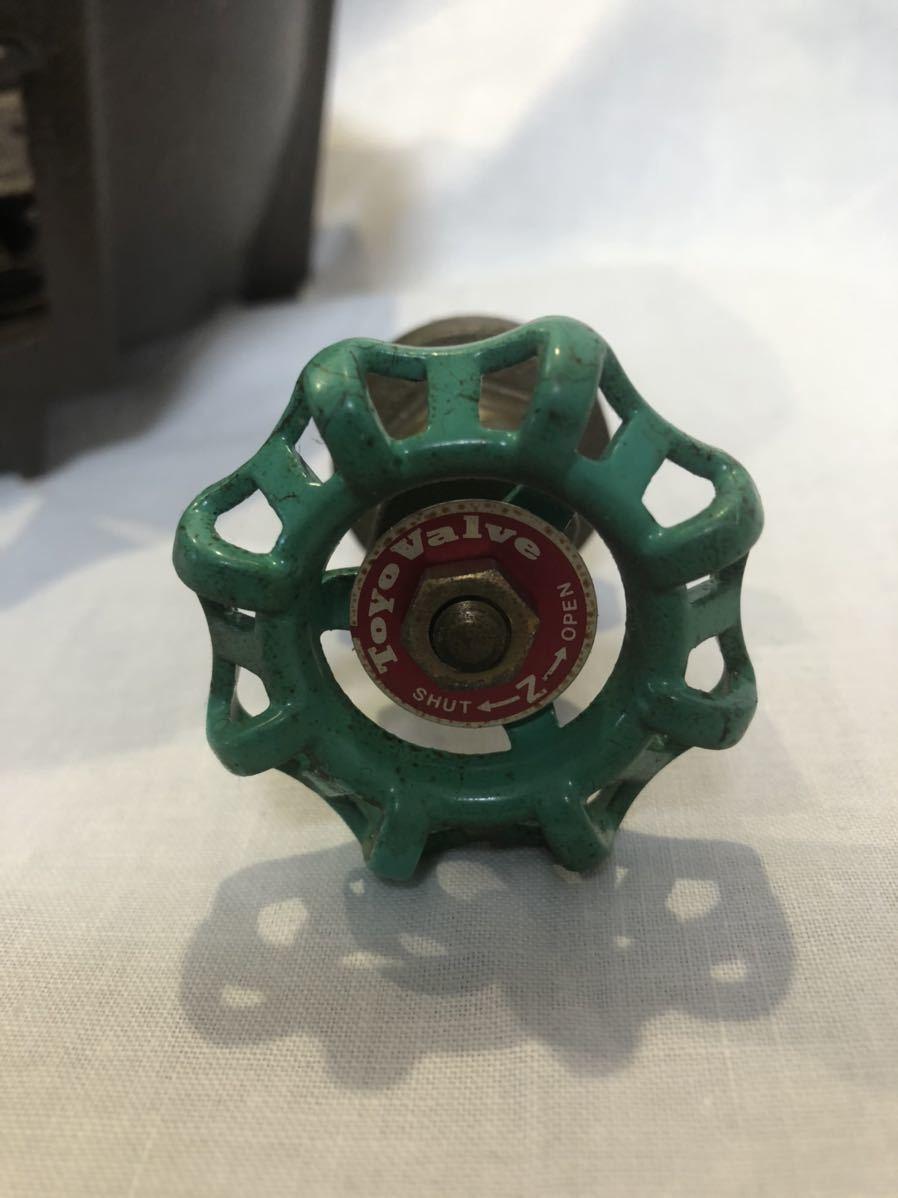 鋳物コンロ タチバナ製作所 TS-510 都市ガス 業務用 ジャンク扱い品 厨房機器 _画像7