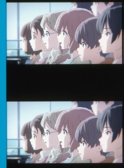 映画 聲の形 特典フィルム 西宮硝子 川井 京アニ_画像2
