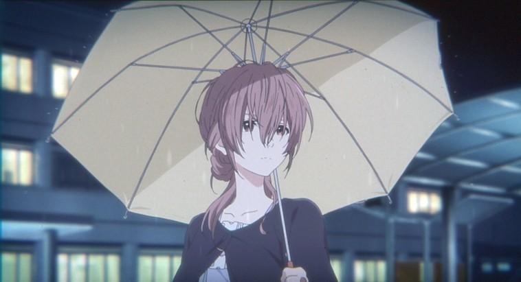 映画 聲の形 特典フィルム 西宮硝子 京アニ_画像1