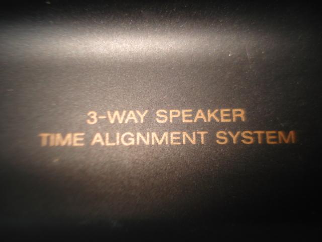★SONYソニー スピーカー SS-S500 3way ★_画像5