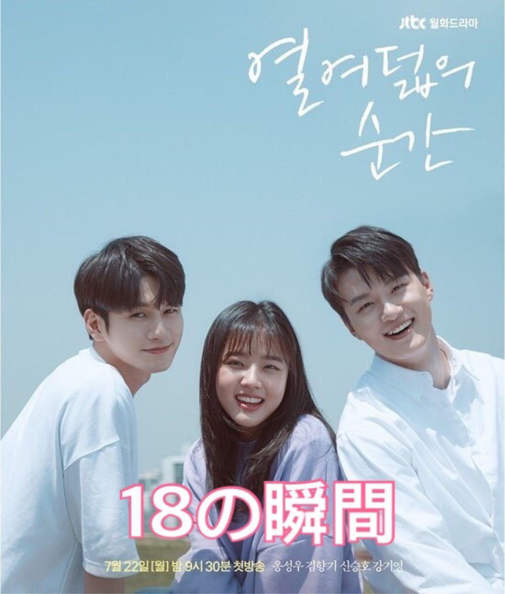韓国ドラマ 18の瞬間