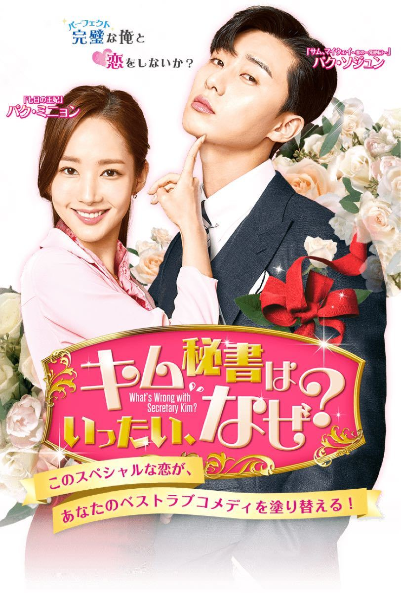 韓国ドラマ キム秘書はいったい、なぜ?