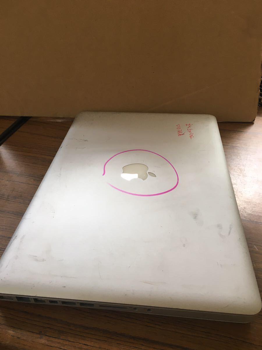 (x-40)Apple Macbook Pro A1286 15インチ Mid 2010メモリ、HDD無し ジャンク品_画像3