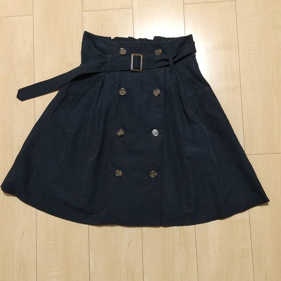 NICE CLAUP*トレンチスカート