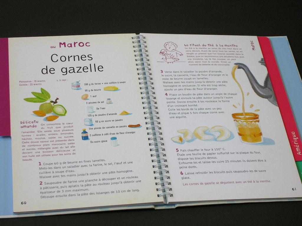 こどもクッキング~49ヵ国世界のレシピ~|La planète dans l'assiette|Nathalie Roques (著) Agathe Hennig (画)|洋書・フランス語