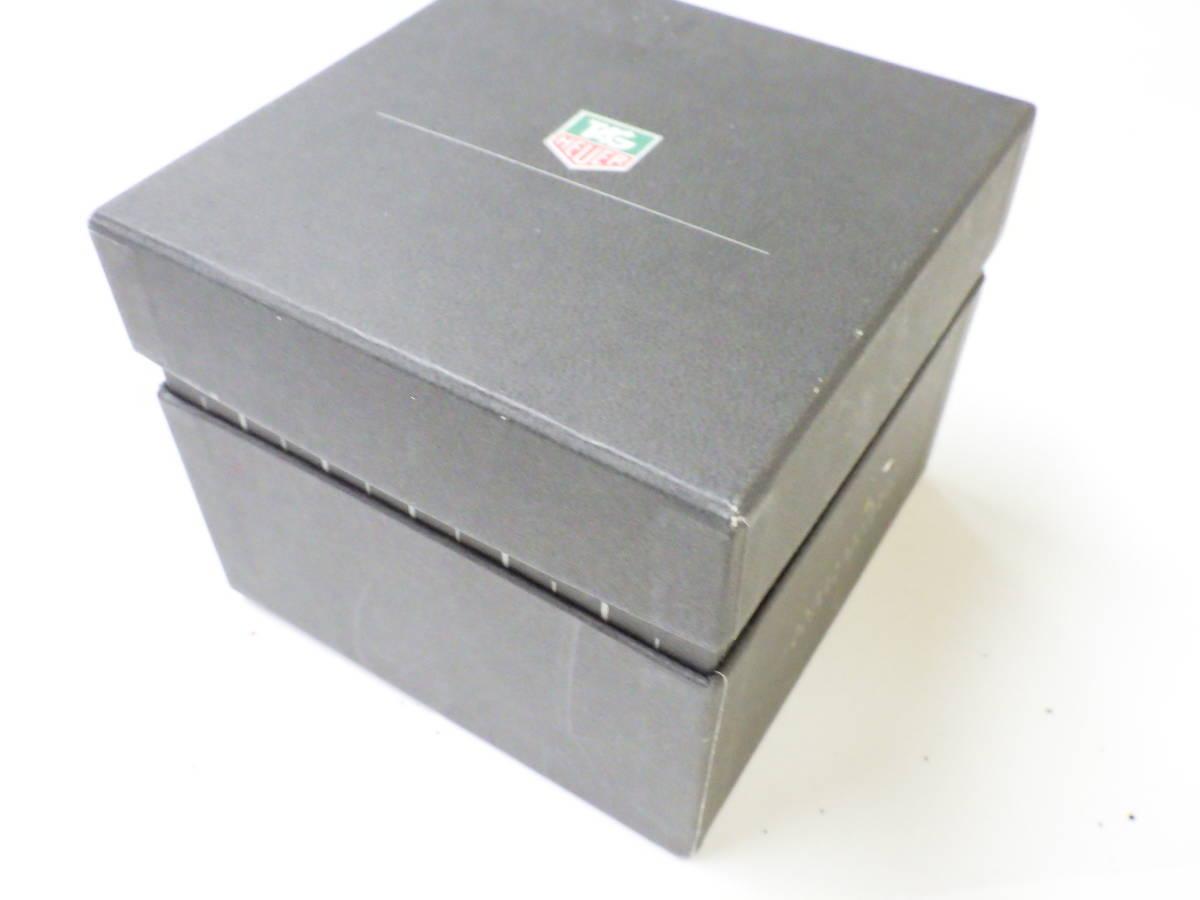 TAG HEUER タグホイヤー 難あり 時計ケース 箱 ボックス №2581_画像9