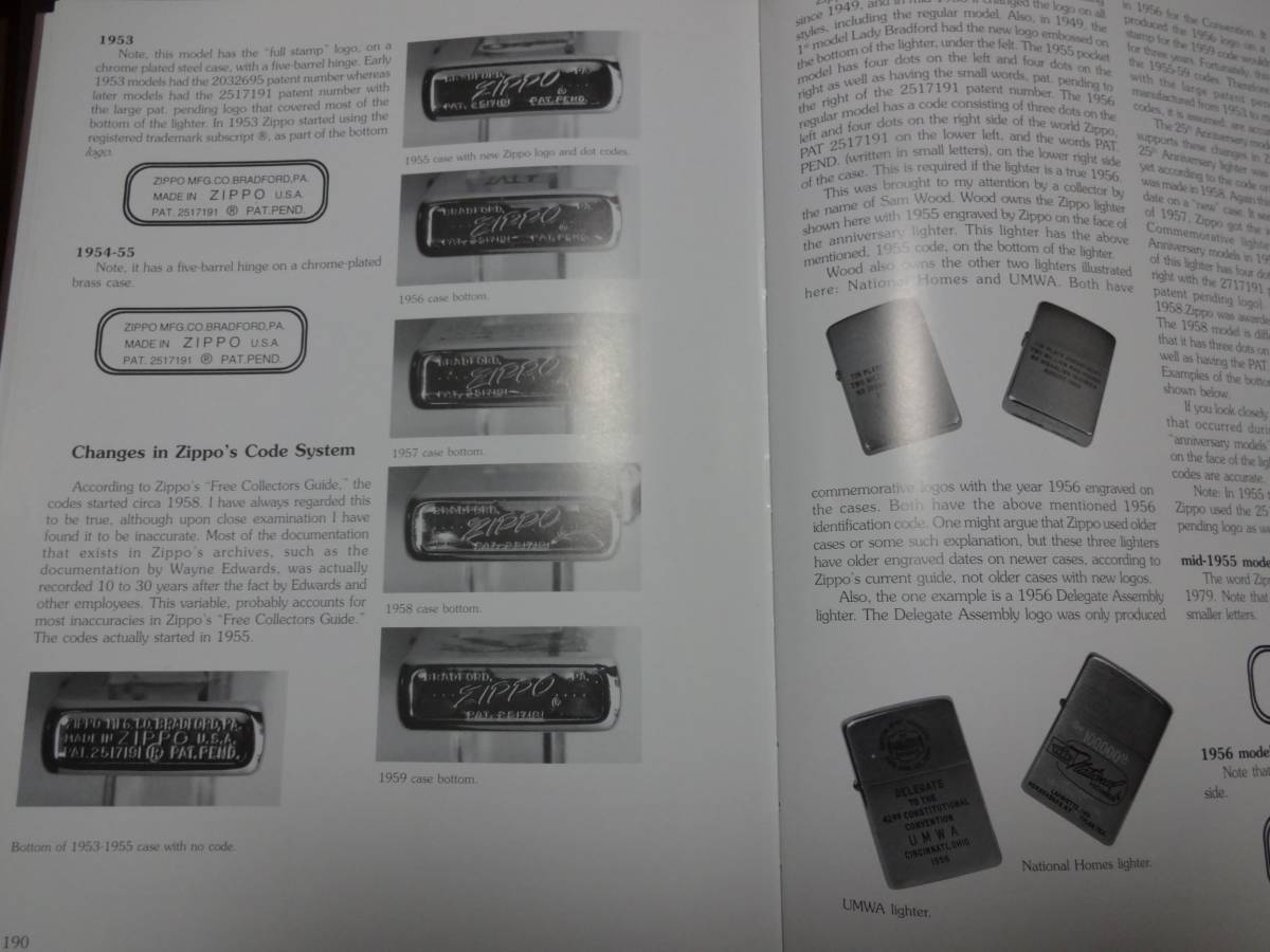 ZIPPO A Schiffer Book for Collectors_画像7