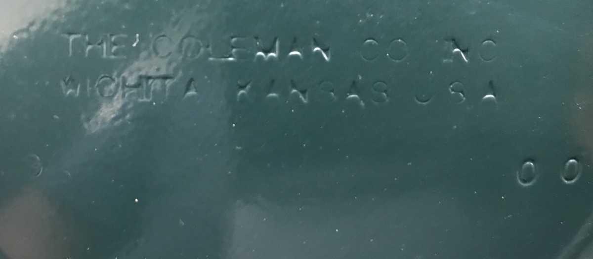 新品未使用 COLEMAN 508A コールマンシングルバーナー未使用品 キャンプ用品STOVE _画像9