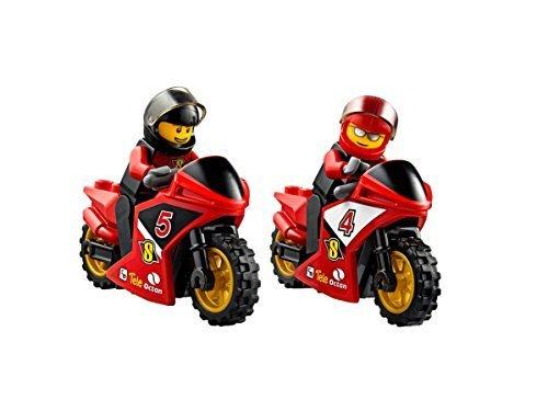 レゴ (LEGO) シティ レースバイクキャリアー 60084_画像5