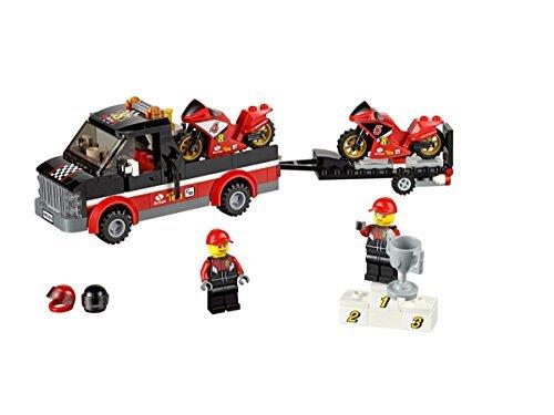 レゴ (LEGO) シティ レースバイクキャリアー 60084_画像7