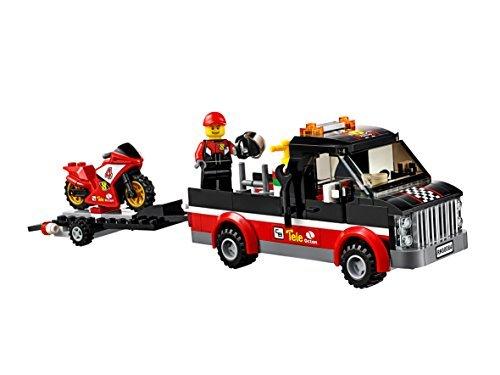 レゴ (LEGO) シティ レースバイクキャリアー 60084_画像3