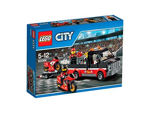 レゴ (LEGO) シティ レースバイクキャリアー 60084_画像8