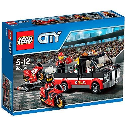 レゴ (LEGO) シティ レースバイクキャリアー 60084_画像2