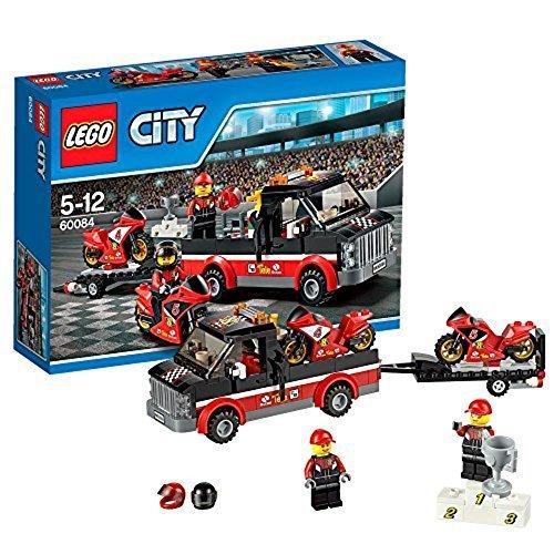 レゴ (LEGO) シティ レースバイクキャリアー 60084_画像1