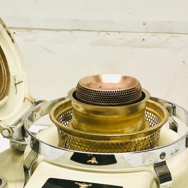 整備品 芯・マイカ交換◆アラジン ブルーフレーム 石油ストーブ 39型 J390001_画像5