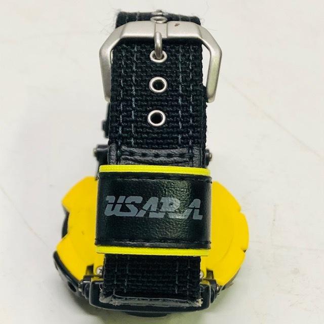 カシオ CASIO プロトレック PRO TREK PRW-2600UR-1JR USARAコラボレーションモデル ソーラー電波_画像4