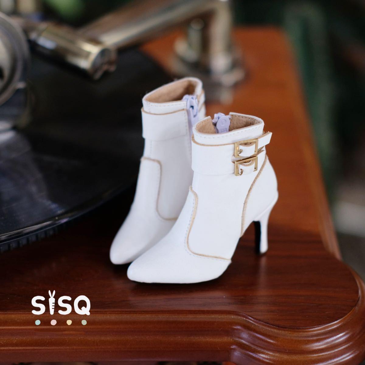 BJDドール用靴 ハイヒール SD/DDサイズ通用 全4色 本革 高品質 球体関節人形 doll_画像6