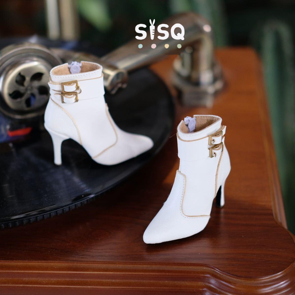 BJDドール用靴 ハイヒール SD/DDサイズ通用 全4色 本革 高品質 球体関節人形 doll_画像7