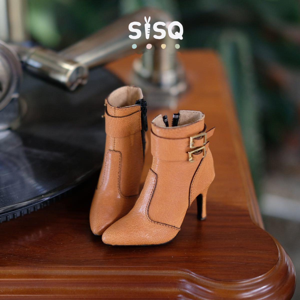 BJDドール用靴 ハイヒール SD/DDサイズ通用 全4色 本革 高品質 球体関節人形 doll_画像3