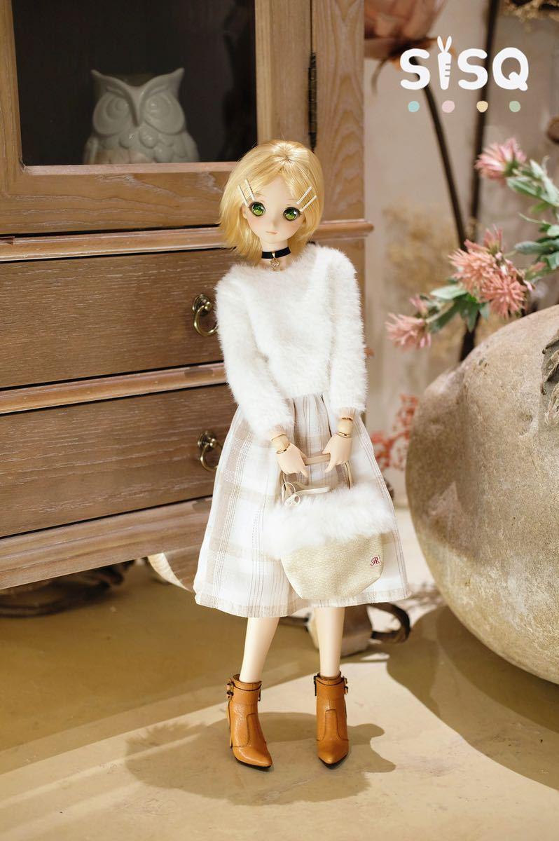 BJDドール用靴 ハイヒール SD/DDサイズ通用 全4色 本革 高品質 球体関節人形 doll_画像2