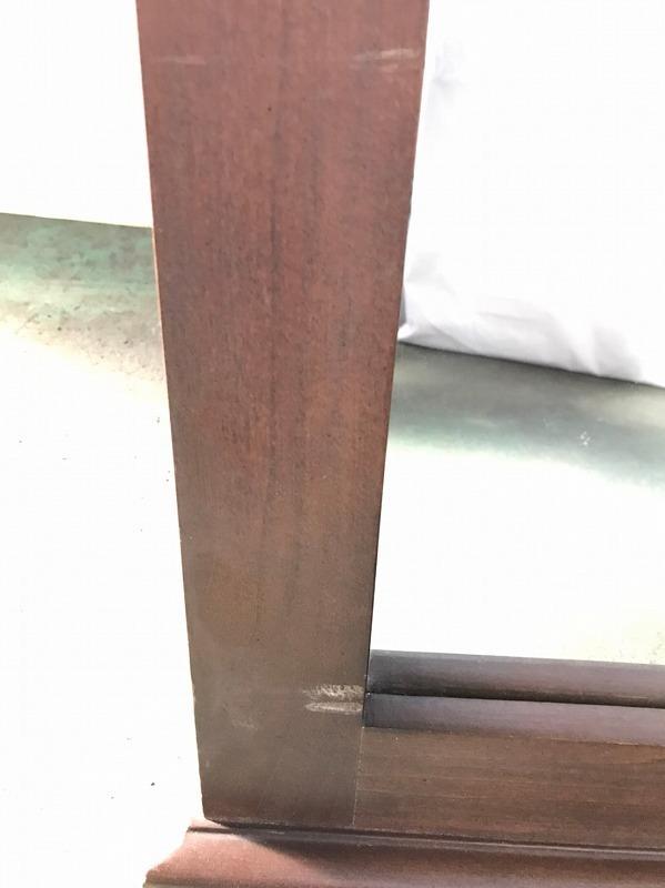 【米軍放出品】 鏡 ミラー 壁掛け鏡 W79×H122.5cm (220) ☆EJ21DM_画像6