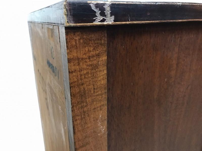 【米軍放出品】DREXEL/ドレクセルヘリテイジ ナイトテーブル 木製 サイドテーブル 電話台☆EJ03OM_画像8