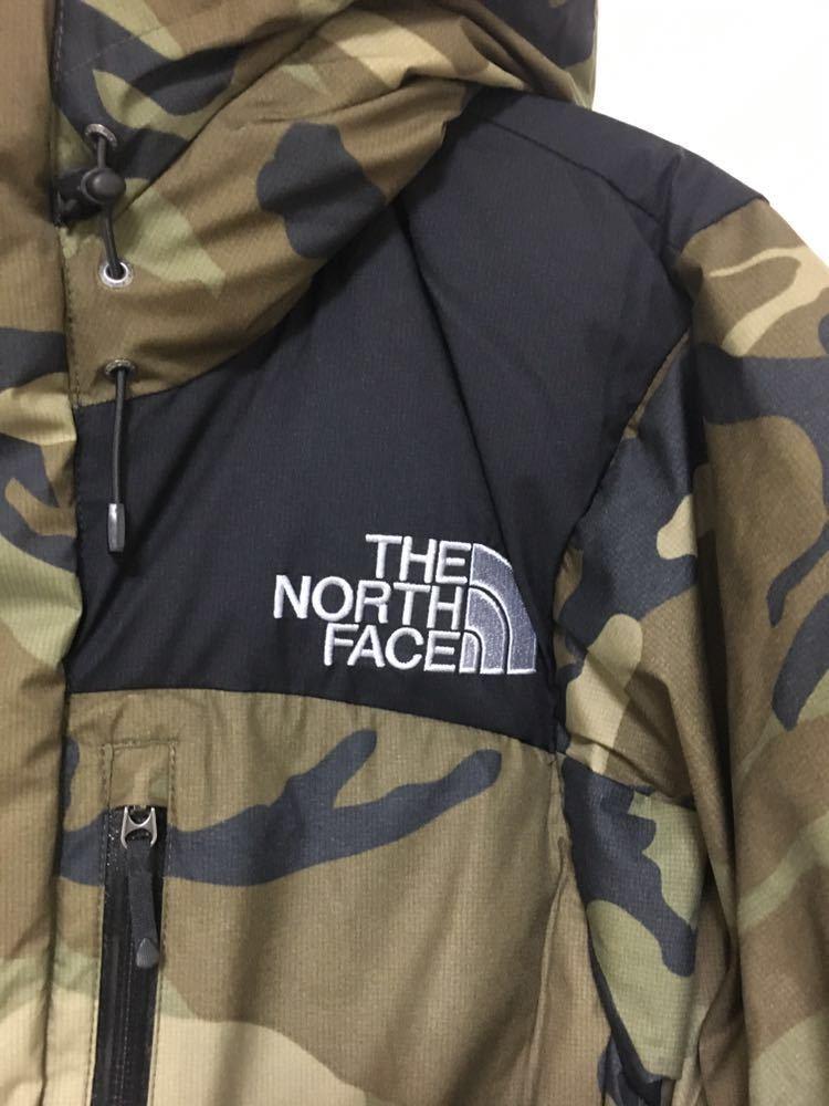 THE NORTH FACE ノースフェイス バルトロライトジャケット バルトロ 2019 未使用 タグ付き ウッドランドカモ Sサイズ Baltro ノベルティ