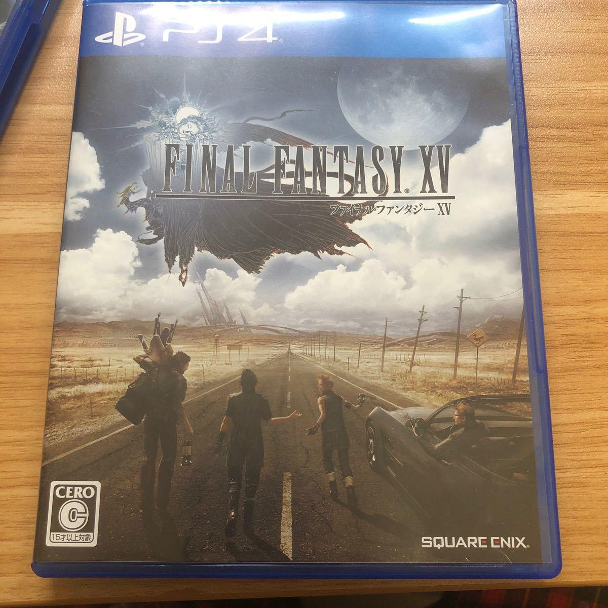 ファイナルファンタジー15 PS4 PS4ソフト