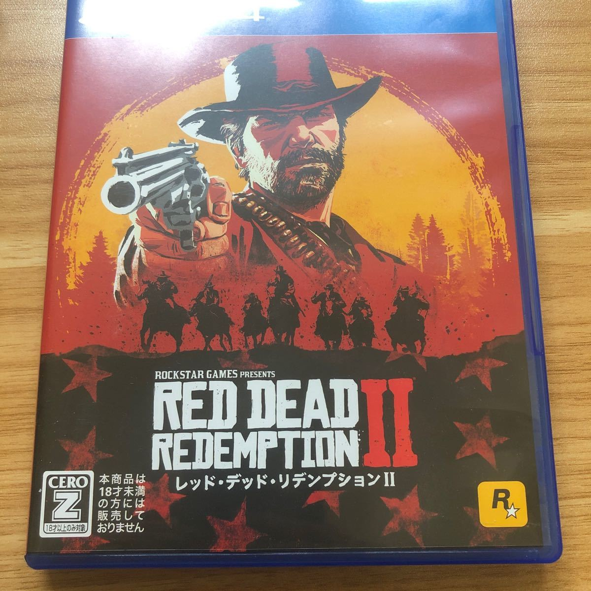 PS4 レッドデッドリデンプション2 PS4ソフト